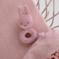 YΦΑΣΜΑΤΙΝΗ ΚΟΥΔΟΥΝΙΣΤΡΑ MIFFY - PINK - BABY OLIVER ΒΡΕΦΙΚΟ ΔΩΜΑΤΙΟ